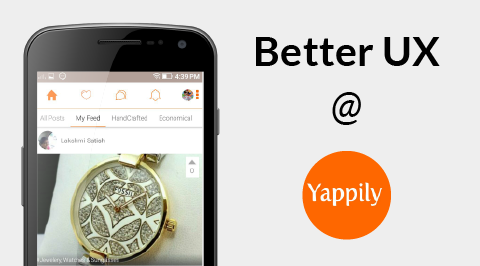7 Things Yappily Should Do For Better UX