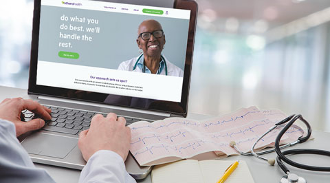 athenahealth Corporate Website